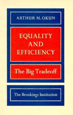 Free download of audio books for the ipod Equality and Efficiency : The Big Tradeoff 0815764758 PDF by Arthur M. Okun