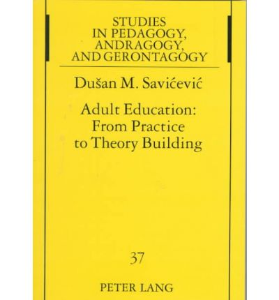 Adult Education : From Practice to Theory Building