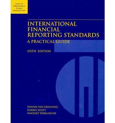 About International Financial Reporting Standards (IFRS)