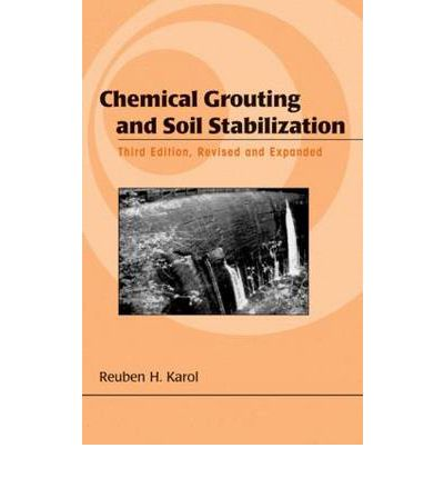 Chemical grouting and soil stabilization reuben h karol for Soil grouting