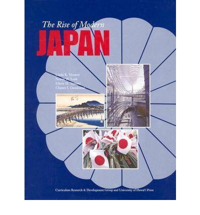 the rise of modern japan Get this from a library the rise of modern japan [w g beasley] -- follows the political, economic, and social changes in japan from the 1960s to 1989.