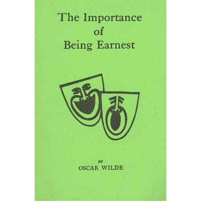The Importance of Being Earnest  Paperback  by Wilde, Oscar