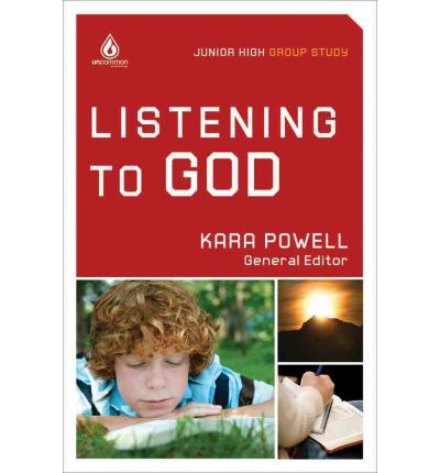 Listening to God (Junior High Group Study)
