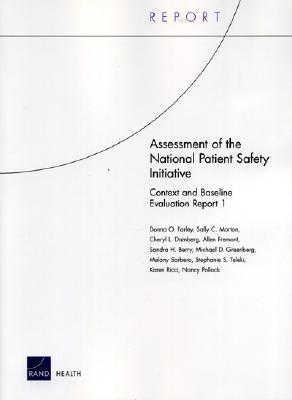 Assessment of the National Patient Safety Initiative