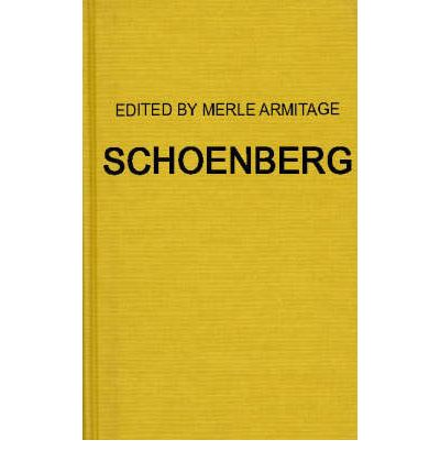 a biography of arnold schoenberg an austrian composer Arnold schoenberg - composer - long biography - music sales classical.