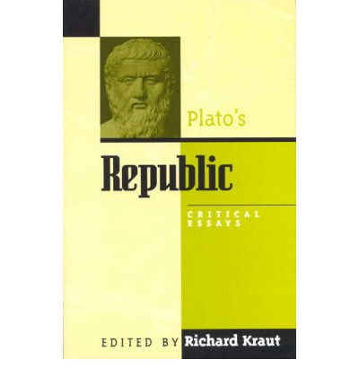 platos republic 1 plato's central doctrines many people associate plato with a few central doctrines that are advocated in his writings: the world that appears to our senses is in some way defective and.
