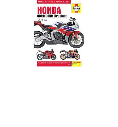 Honda CBR1000RR Service and Repair Manual