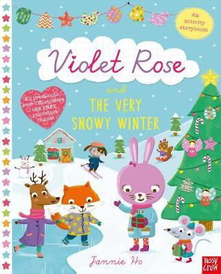 Violet Rose and the Very Snowy Winter Sticker Activity Book