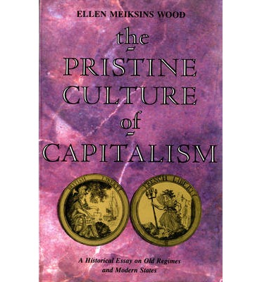 the culture of the new capitalism - thesis