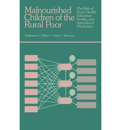 Malnourished Children of the Rural Poor : The Web of Food, Health, Education, Fertility and Agricultural Production