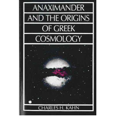 The origin of philosophy and cosmology