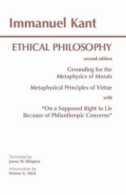 "emmanuel kants moral philosophy The philosopher immanuel kant in ""groundwork of the metaphysics of morals"" in his chapter i, brings to us a magnificent explanation about moral philosophy where analyze and critics the."