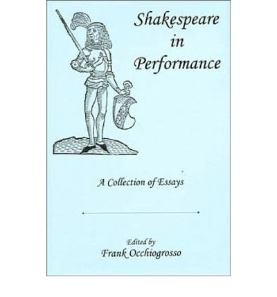 "edited collection of essays on shakespeare Seeing god everywhere is an anthology of essays on  ""this collection of essays by some of the most important  seeing god everywhere: essays on nature."