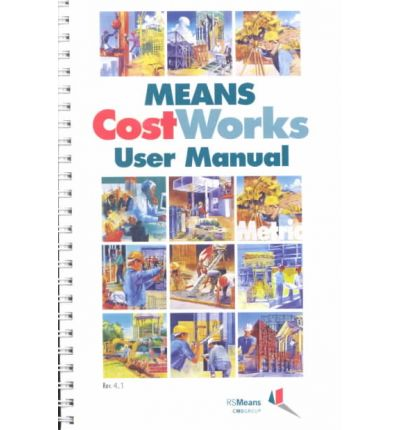 Means Costworks User Manual : 2000