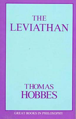 a literary analysis of the leviathan by thomas hobbes
