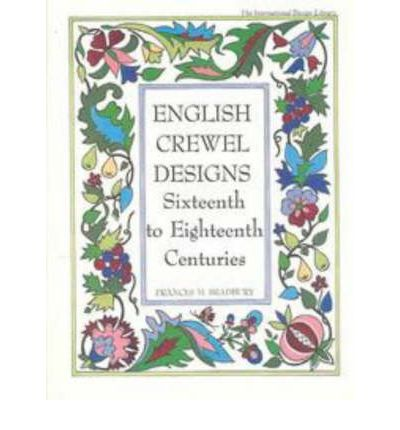 English Crewel Designs