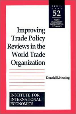 wto trade policy review The wto trade policy review of india, 1998 arvind panagariya march 1999 department of economics, university of maryland, college park md 20742.