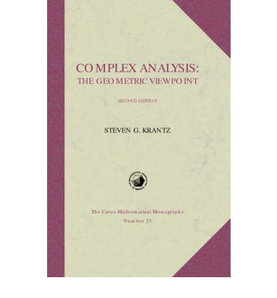 Complex Analysis Princeton Lectures in Analysis No 2