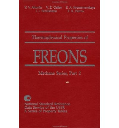 Thermophysical Properties of Freons : Methane Series