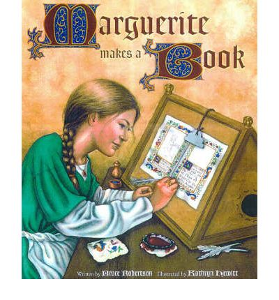 Marguerite Makes a Book