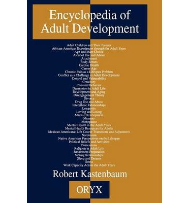 Encyclopedia Of Adult Development 15