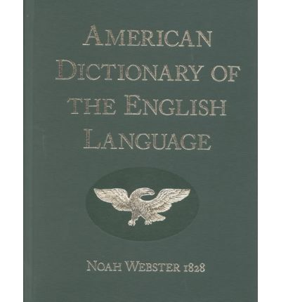 Noah webster dissertations on the english language 1789 georgetown