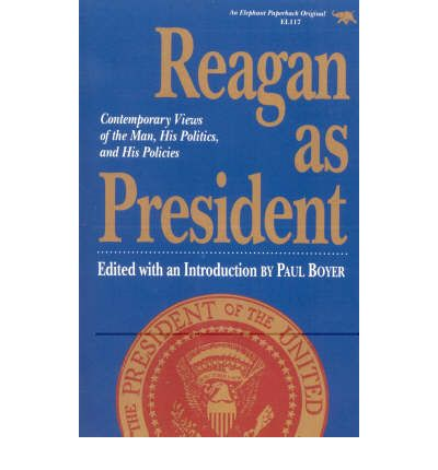 essays on ronald reagan presidency Find essays and research papers on ronald reagan at studymodecom we've helped millions of students since 1999 join the world's largest study community.