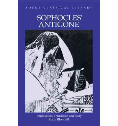 the tragedy antigone by sophocles essay
