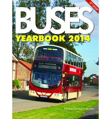 Buses Yearbook 2014