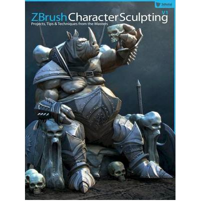 ZBrush Character Sculpting: v. 1