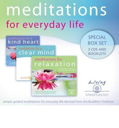 Meditations for Everyday Life Box Set : Meditations for a Kind Heart, Clear Mind, and Relaxation