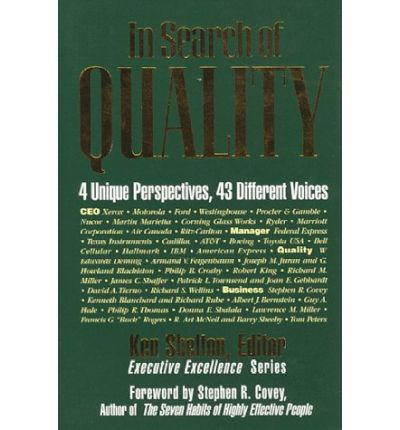 In Search of Quality