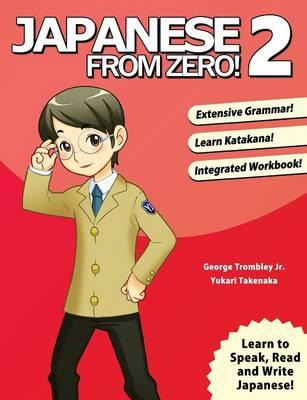 Japanese From Zero Ebook