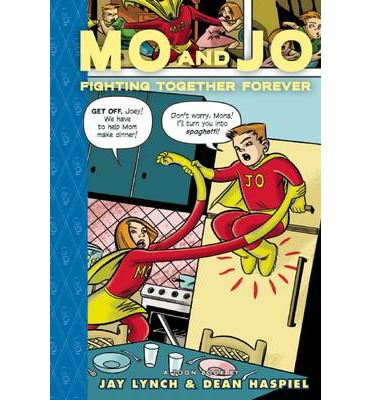 Mo and Jo: Fighting Together Forever
