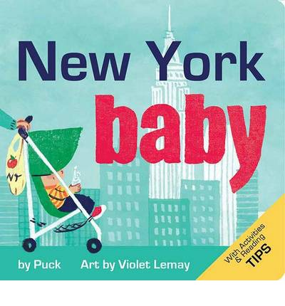 New York Baby : A Local Baby Book