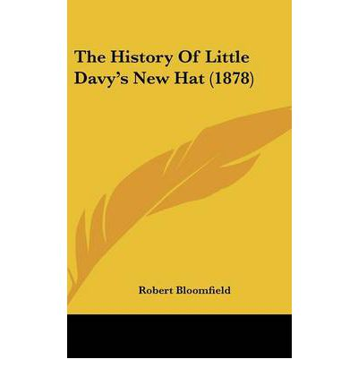 The History of Little Davy's New Hat (1878)