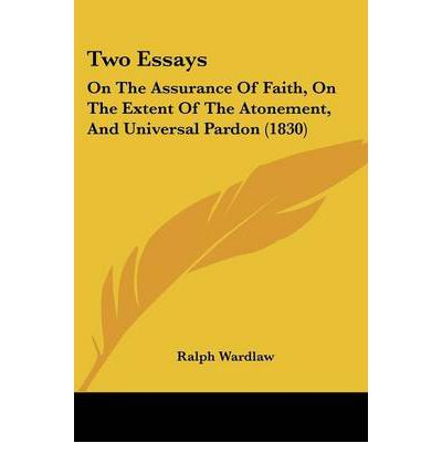essays on faith Essays of faith thursday  i have written a collection of essays to inspire others in their faith the same way i was inspired to learn from circumstances and.