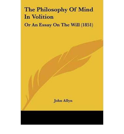 intentionality an essay in the philosophy of mind Philosophy of mind (1983) intentionality: an essay in the philosophy of mind when discussing philosophy of perception.