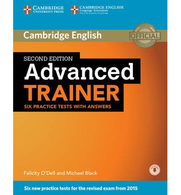 cambridge english advanced trainer six practice tests with answers pdf