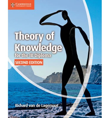 richard van de lagemaat tok essay Buy theory of knowledge for the ib diploma by richard van de lagemaat (isbn:   it is definitely useful when doing a tok essay as it has relevant lists of.