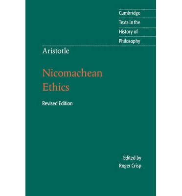 an in depth analysis of aristotles nichomachean ethics Aristotle nicomachean ethics translated and edited by roger crisp st anne's college, oxford.