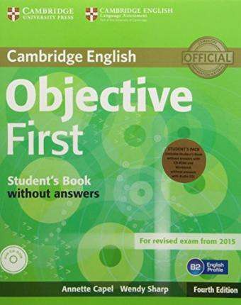 objective advanced students answers