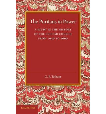 a history of the puritan revolution from 1640 to 1660 in england The country's catholic inhabitants were simultaneously appalled by the prospect of a puritan  1 january 1660  this became known as the 'glorious revolution.