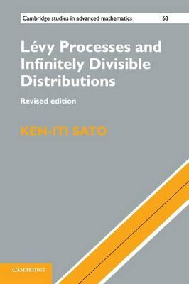 Levy Processes and Infinitely Divisible Distributions