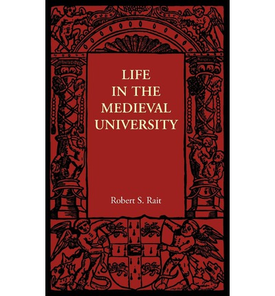 medieval universities The medieval universities: their development and organization [alan b cobban] on amazoncom free shipping on qualifying offers.