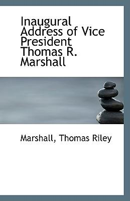 a biography of thomas riley marshall the 28th vice president of the united states Find this pin and more on 28th - vice president marshall by mrfloyd1920 thomas riley vice president of united states — thomas marshall, the 28th vice.