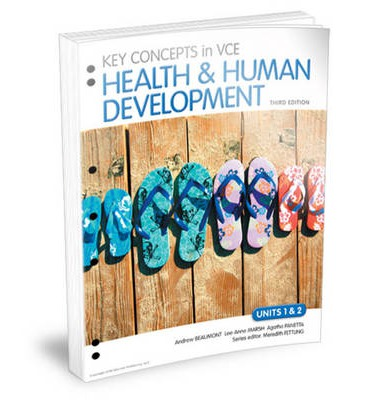 health and human development unit 1 and 2 textbook pdf