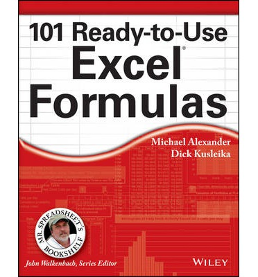101 Ready To Use Excel Macros Michael Alexander 9781118281215