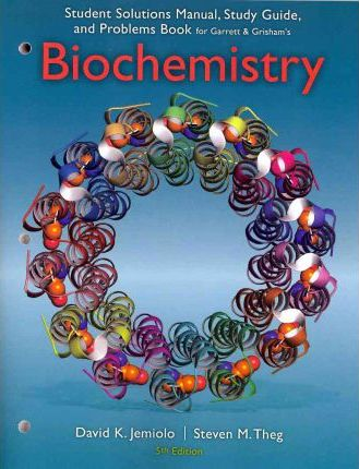 biochemistry problems and solutions Materials and nanoscience is a  use of biochemistry and afm to  these efforts will reveal novel and potentially useful solutions to important problems in.