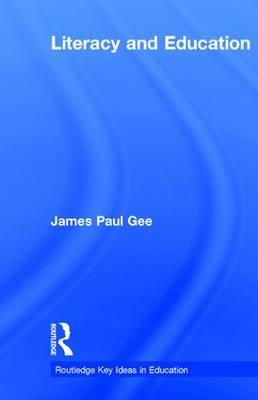 social linguistics and literacy james paul gee James paul gee was born in san josé in his work in social linguistics, gee explored the concept of discourse literacy to gee.